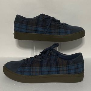 GREATS Brooklyn Royale Shoes Plaid Made In Italy